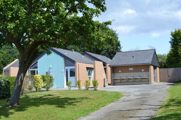Sanitaires - Camping - Saint Briac