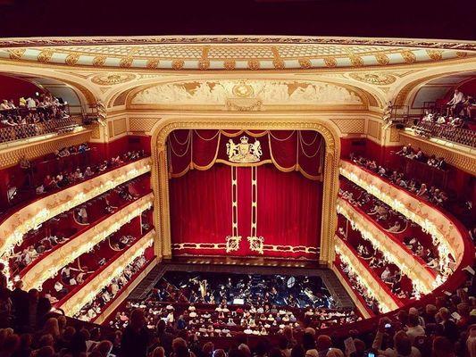 Royal Opera House - retransmission cinéma - Ploërmel
