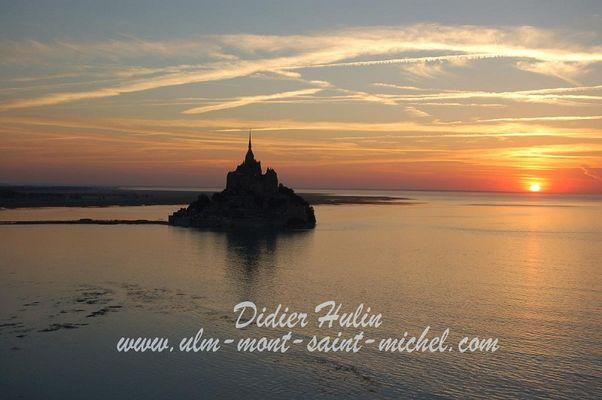 ULM - Didier Hulin - Mont Saint-Michel