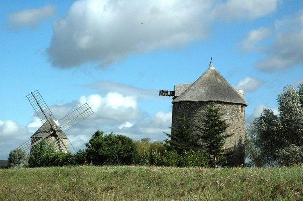 vue sur 2 moulins