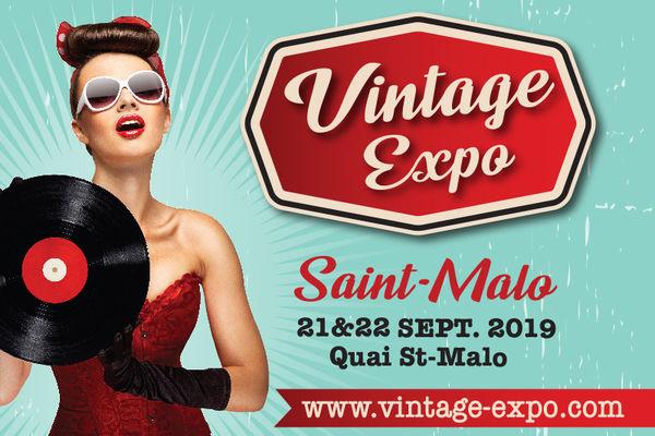 vintage expo saint malo