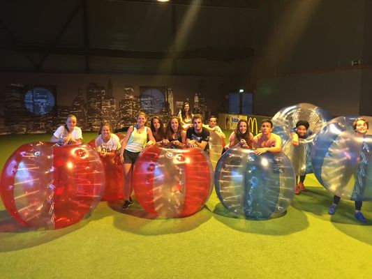 West Parc La Richardais - Bubble foot