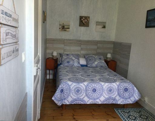 (7) Nadia Juin Ballet Baz - saint malo 1er étage chambre bleue
