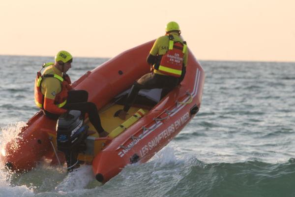 ©- SNSM Challenge inter-postes de secours