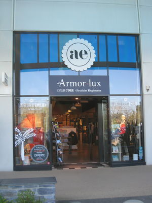 popular brand great fit authentic L'Atelier d'Emilie- Armor Lux - Chocolate makers ...