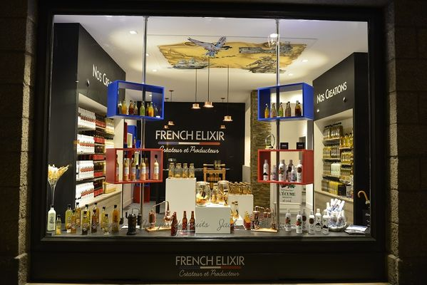 French Elixir - Boutique - Saint-Malo