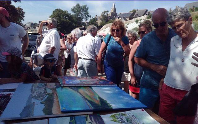 ©Festival de peinture Saint-Suliac (3)