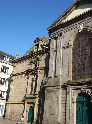 Cathédrale Saint-Vincent - Saint-Malo
