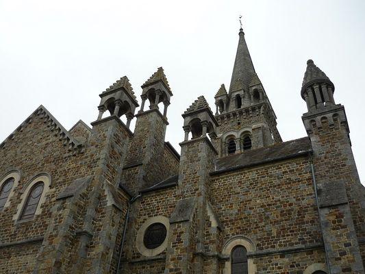 Église de la Sainte-Trinité - Tinténiac