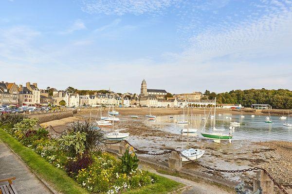 Anse et Tour Solidor - Saint-Servan à Saint-Malo