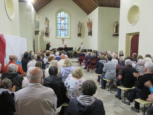 Concert Chapelle 2018
