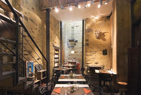 Restaurant Bordier intra muros