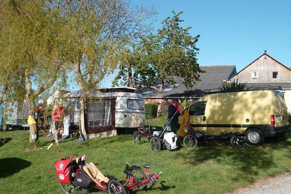 Camping Le Frêche-à-l'Ane