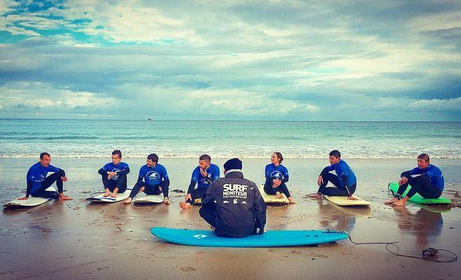 Surf Harmony Saint-Briac-sur-Mer - Plage de Longchamp