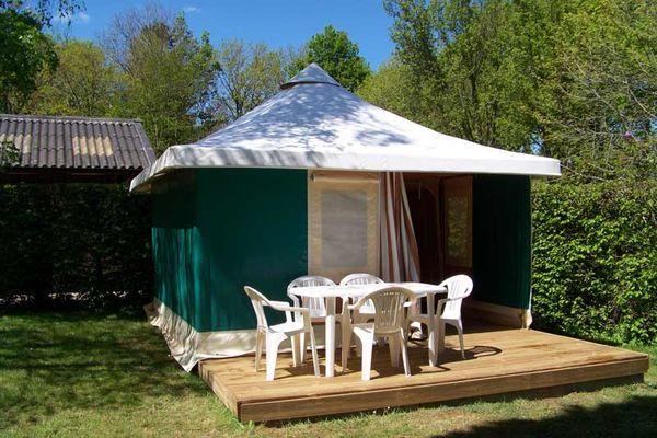 Camping Saint-Clair