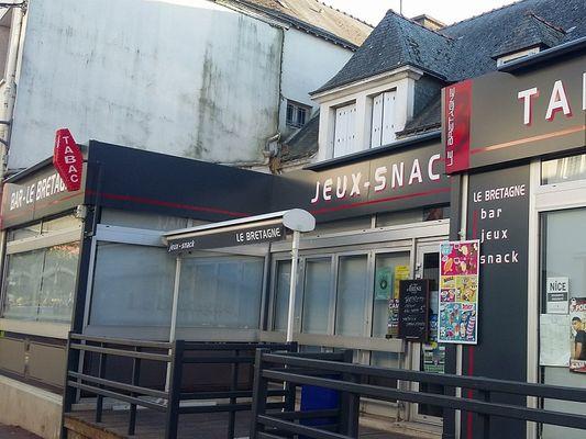 Snack bar - Le Bretagne - Ploërmel - Morbihan
