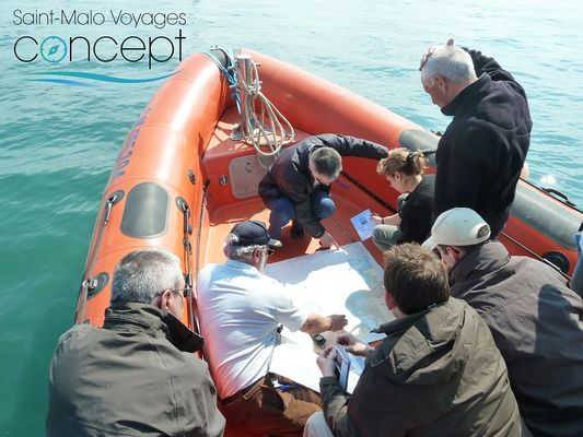 Saint-Malo Voyages Concept - Saint-Malo Activité incentive