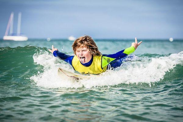 Ponant Surf School