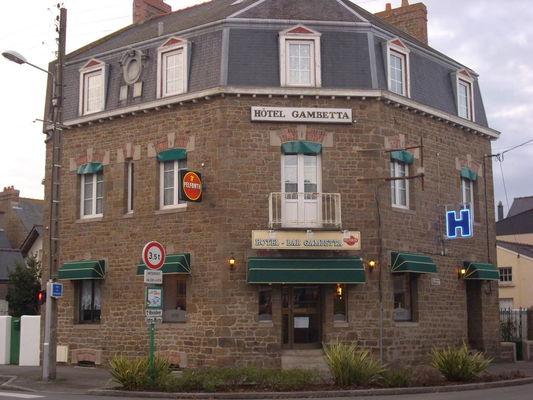 Hôtel - Gambetta - Saint-Malo maj2019