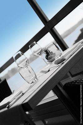 La Vallée Dinard - Table