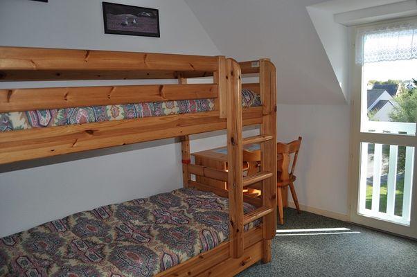 6 Chambre enfants Appart. 211 Résidence la Baie des Corsaires St Malo