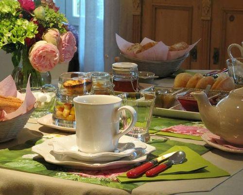 Bouchara-Petit Déjeuner