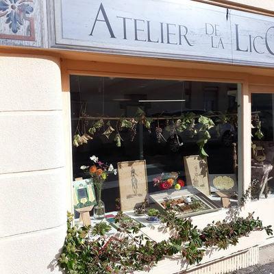 Atelier créatif - DIY - Atelier de la LicORne - Guilvinec - Pays Bigouden
