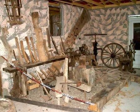 Musee cap al campestre charron LHERM