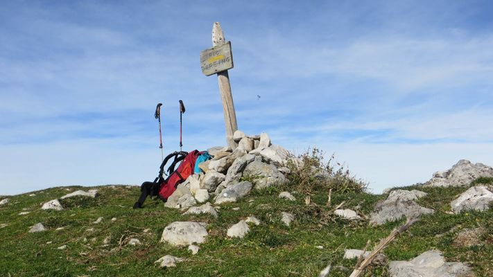 Michel fourment accompagnateur montagne pyrénées Pic d'Areing