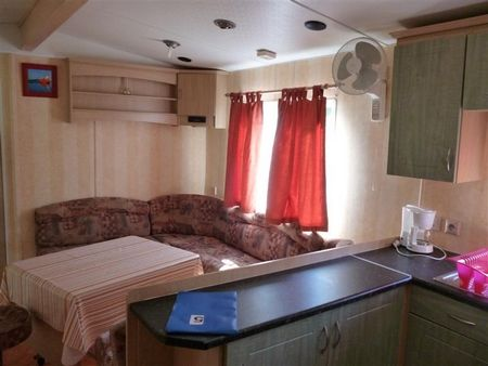 Mobil home 2 Le Casties CASTIES RN