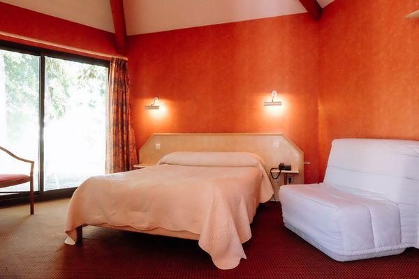 Motel l'Enclos 5 DONNEVILLE
