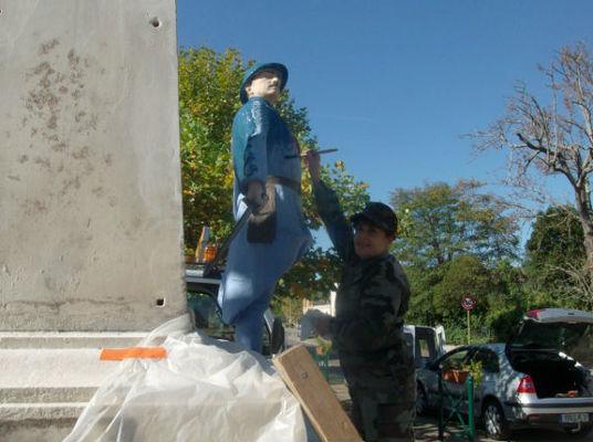Atelier Bonnemaison monument aux morts