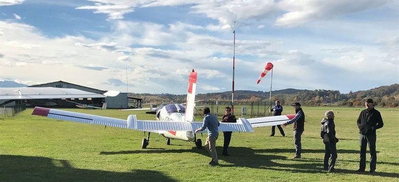 Aerodrome 1 CLARAC