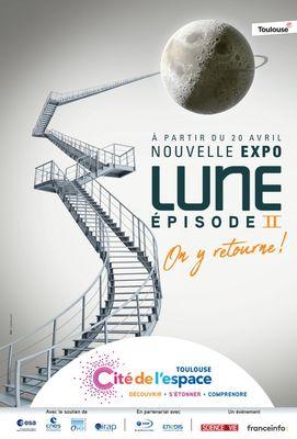 Affiche Lune Episode II