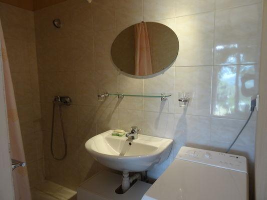 Appartement Montréjeau - Salle d'eau
