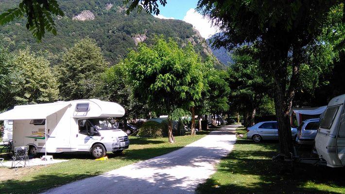 BAGNERES DE LUCHON camping fil de l oo 1
