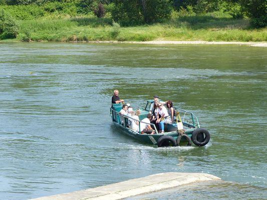 Bac Parc du Confluent PORTET