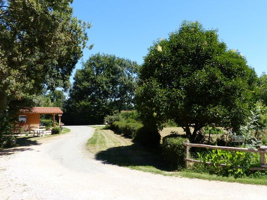 Camping Chemin vert 1 SAINT LYS