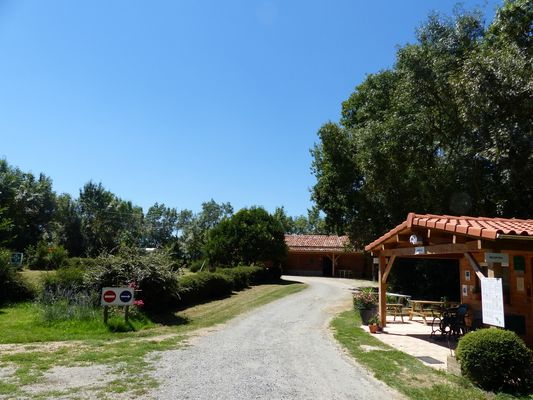 Camping Chemin vert 2 SAINT LYS
