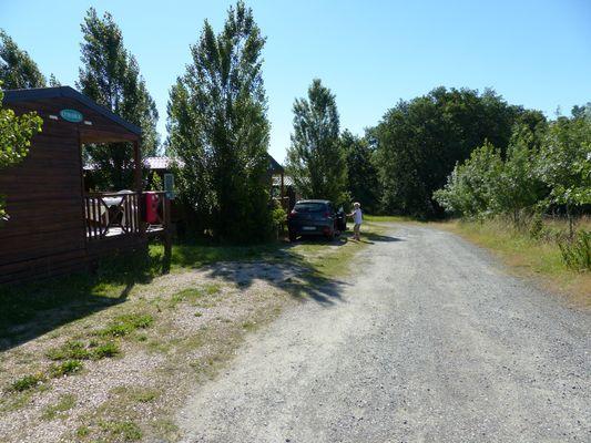 Camping Chemin vert 4 SAINT LYS