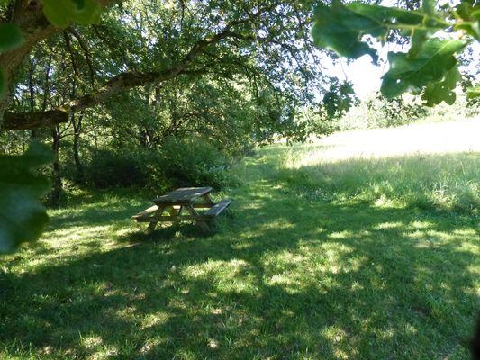 Camping Chemin vert 5 SAINT LYS
