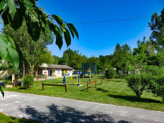 Camping En Salvan 6