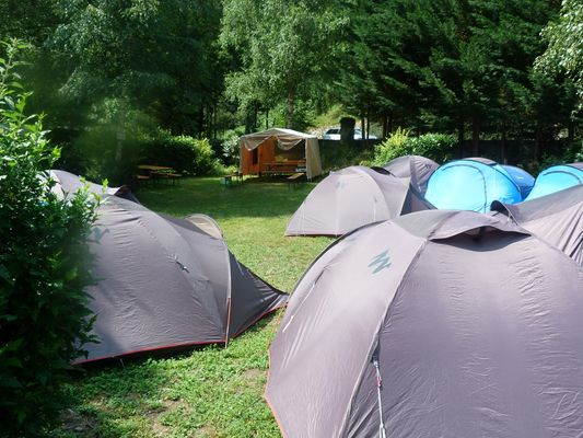 Camping chantecler 2 BAGNERES DE LUCHON