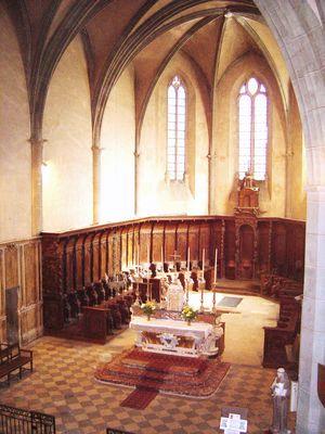 Cathedrale et tresor 2 RIEUX VOLVESTRE