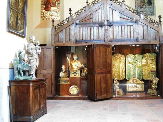 Cathedrale et tresor 3 RIEUX VOLVESTRE
