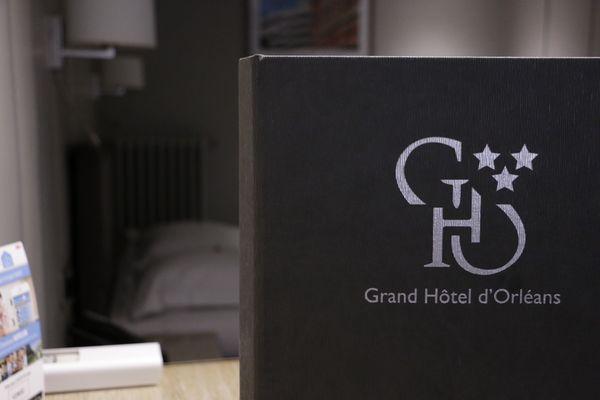 Chambre ; Livret d'accueil Grand Hotel Orleans TOULOUSE