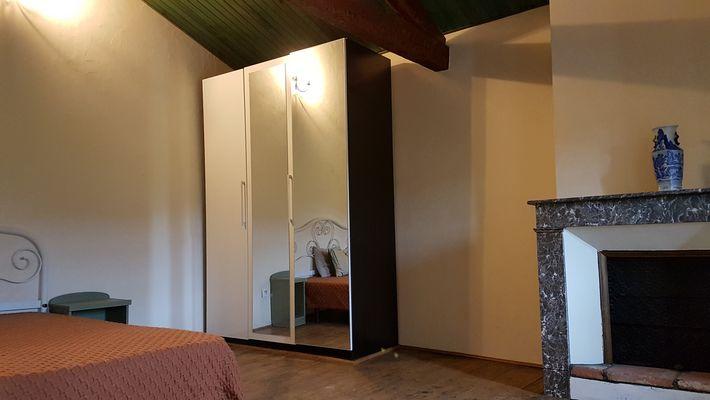 Chambre 4 gite MONTBRUN BOCAGE
