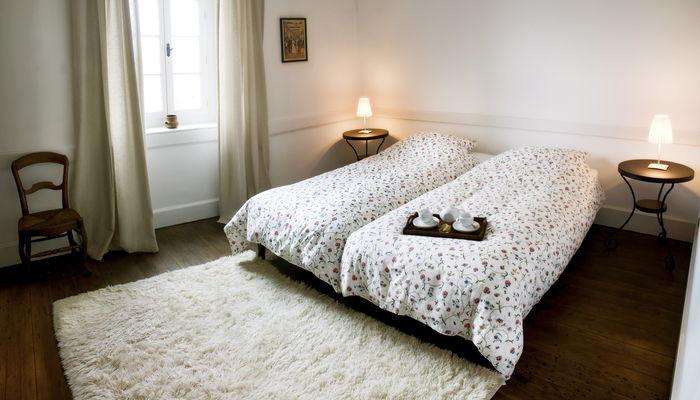 Chambre hôtel SAINT LAURANS