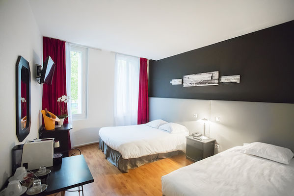 Chambre twin supérieure