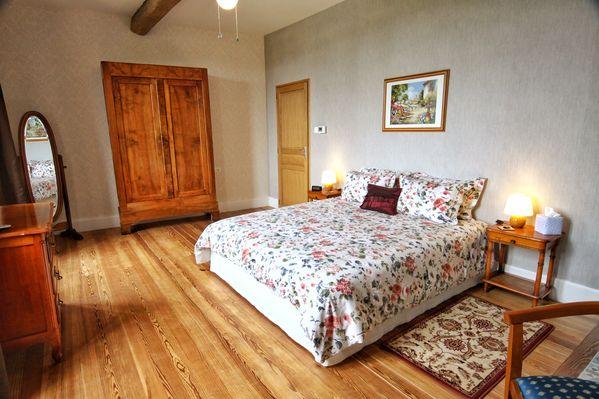 Chambres d'hôtes Le Coulomé - Loudet 10